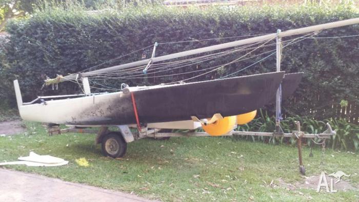 hydra catamaran for sale