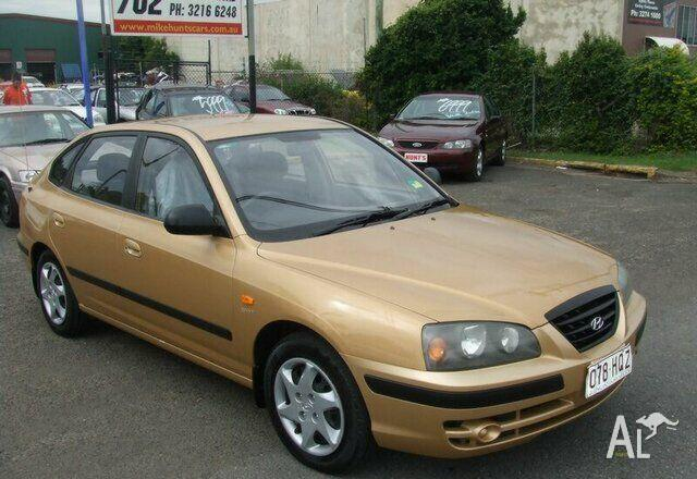 Hyundai Elantra 2003 For Sale In Coopers Plains