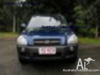 Hyundai Tucson--ELITE--JM--Wagon 2006, Adelaide