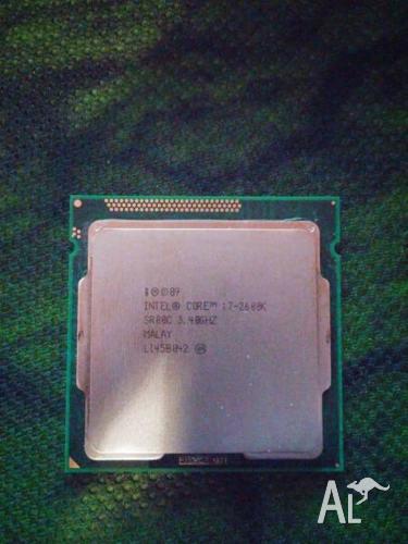 i7 2600K CPU