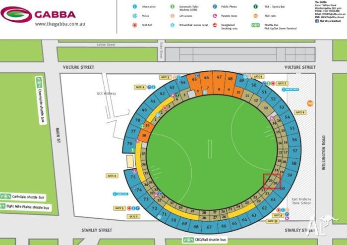 ICC World Cup - Australia Vs Bangladesh Match - 21 Feb
