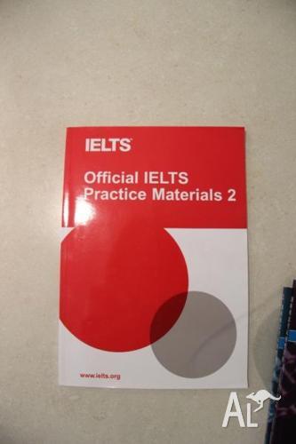 IELTS practise test books