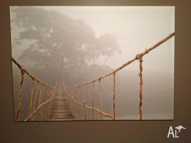 Ikea Jungle Journey Picture For Sale In Burnside Victoria