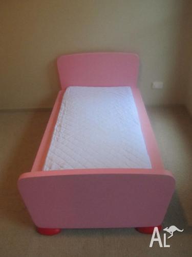 Ikea Toddler Bed Mammut Range Pink