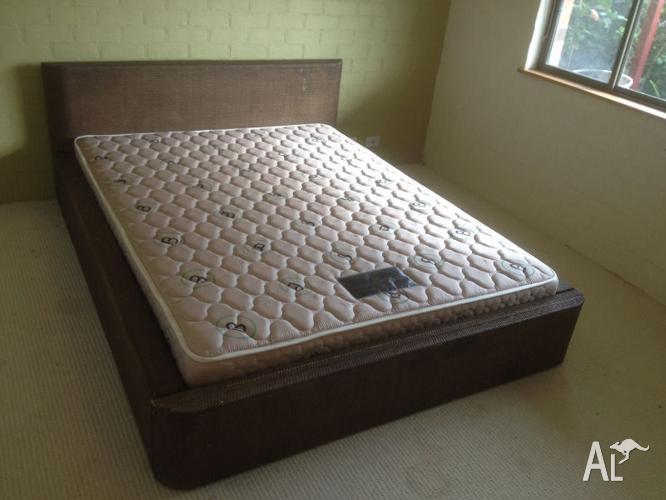 Ikea Wicker Bed Frame