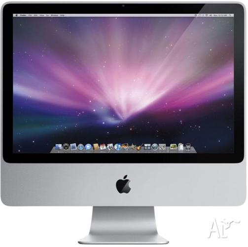 imac 24inch all in one