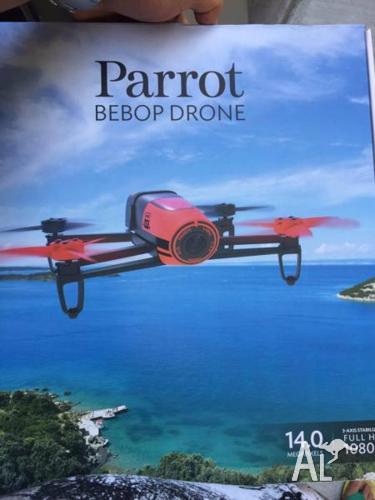 Immediately Selling my Parrot Bebop Drone