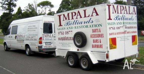Impala Billiards Pty Ltd