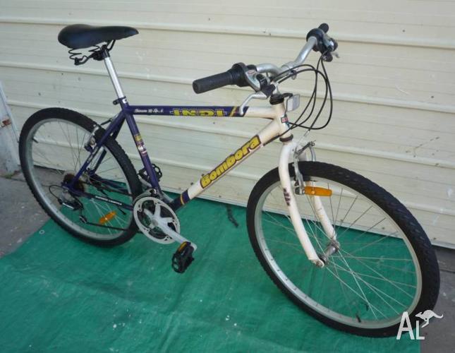 Indi 66 cm Bombora Men's Bicycle.