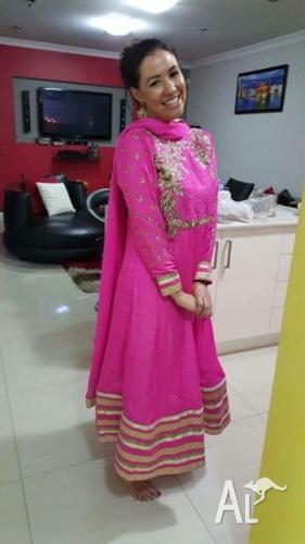 Indian - authentic dress hand stitched