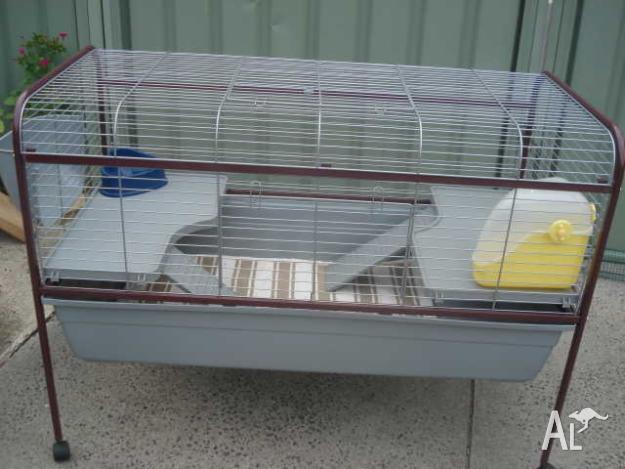 Indoor Bonoi Fido Rabbit Hutch Deluxe For Sale In