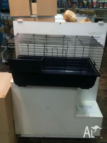 Indoor Rabbit Guinea Pig Cage hutch 79cm x 44cm x 45cm