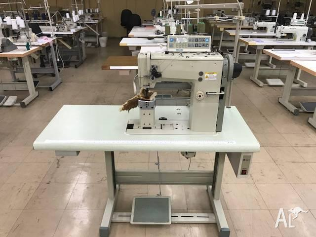 Industrial Sewing Machines – Post Bed – 2 Needle -