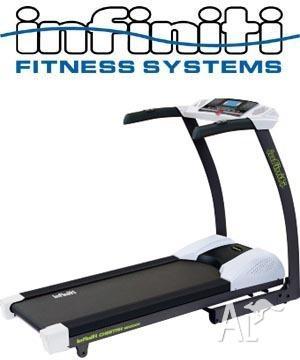 Infiniti Cheetah Ma200X Treadmill