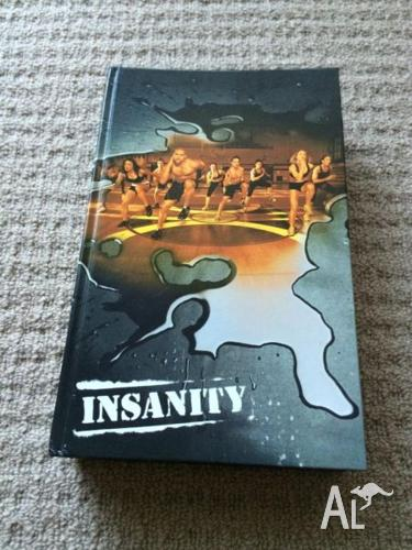 INSANITY Workout Program (DVD set)