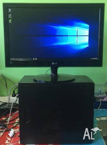 Intel i5 Quad Core 3.7G Gaming PC 8G Ram 2G GTX660 1T