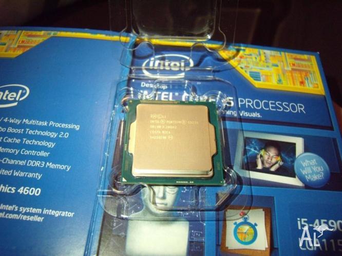 Intel Pentium G3258 LGA 1150 CPU