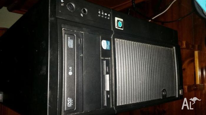 Intel Server SC5275E 2 x Xeon 2.80GHz