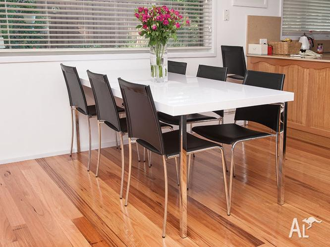 Ionian Dining Table From Nick Scali