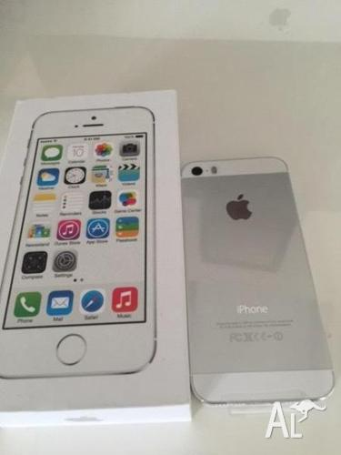iPhone 5s 32gb White/silver excellent condition
