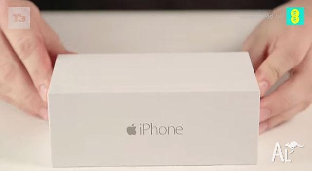 iPhone 6 64GB/128GB Silver/Grey (Black) 4.7