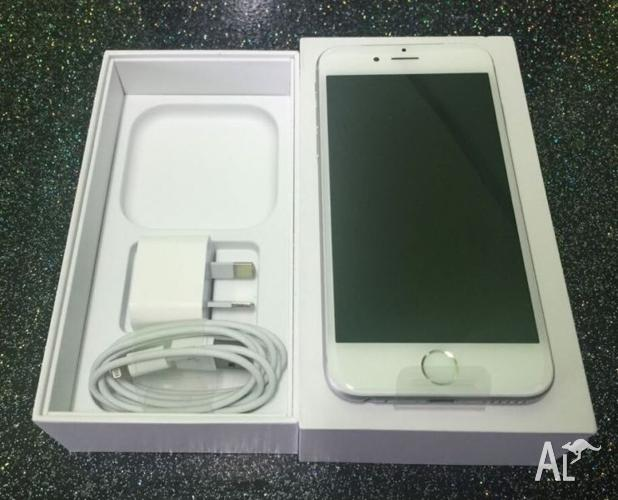 iPhone 6 Silver 16G brand new in box with invoice fixed