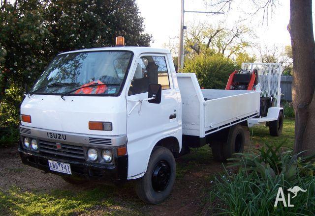 Isuzu TLD 440  1984