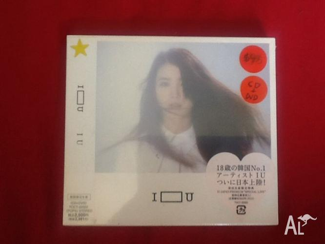 IU - Best Tracks - Japanese Pop CD