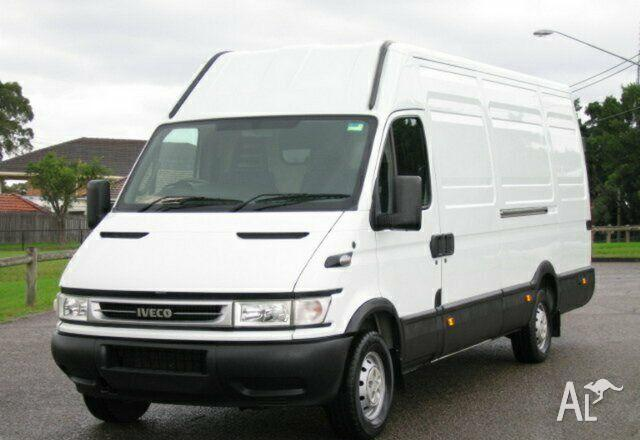 b5898fe492 IVECO DAILY 35S14 LWB HI 2005 for Sale in CONDELL PARK
