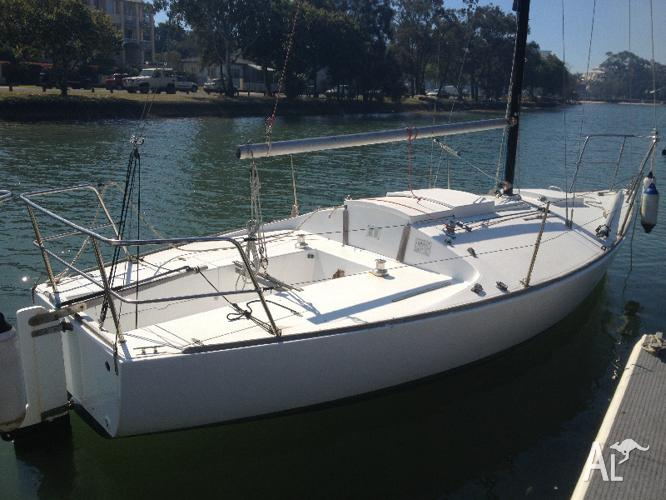 J24 For Sale >> J 24 Racer Cruiser For Sale For Sale In Mooloolaba Queensland