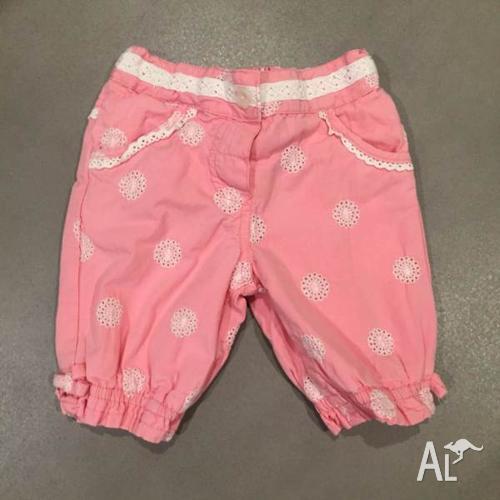 Jack & Milly Pink Pants, size 00, $5