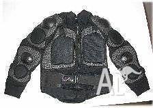 Jacket for motorbike dirtbike