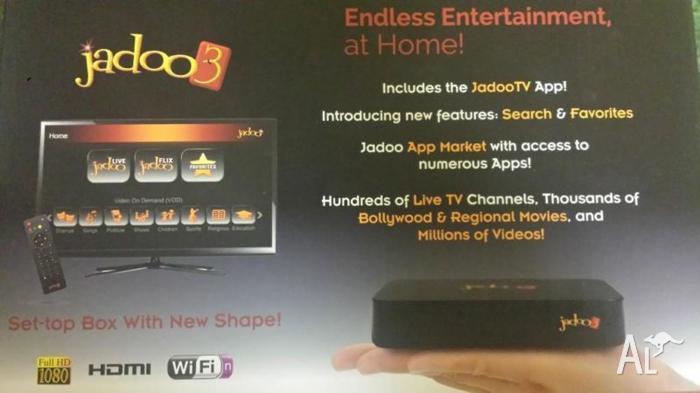 Jadoo 3s IPTV