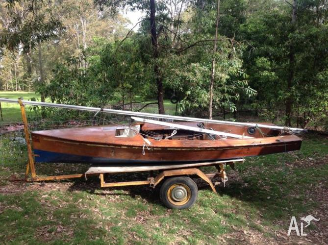 Javelin 14ft Skiff For Sale In Bangalee New South Wales
