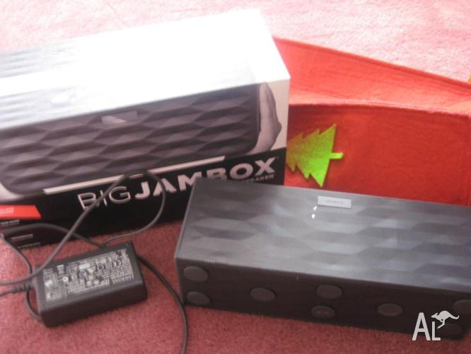 JAWBONE BIG JAMBOX BLUETOOTH SPEAKER FOR SALE