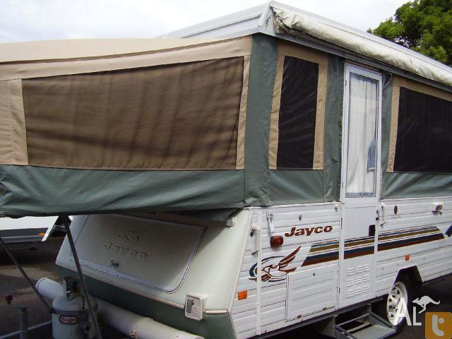 Popular JAYCO HAWK OUTBACK CAMPER TRAILER For Sale In COCKATOO Victoria