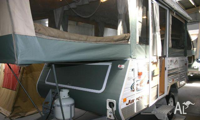 Amazing AVAN CAMPERS POPTOP MADDISON 1539 For Sale In SEAFORD Victoria