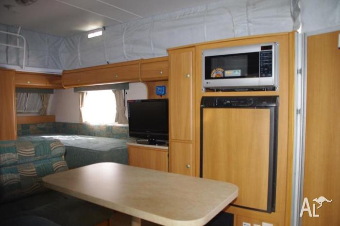 JAYCO CARAVAN Pop Top