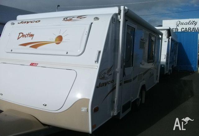 Unique Jayco Sterling  Caravans For Sale In Moonah