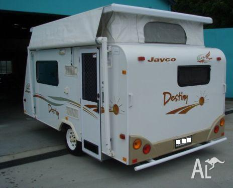 Innovative 2006 Jayco Feather PopTop Caravan Bourkelands Wagga Wagga City