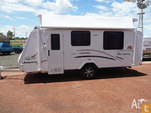 Model Outback Silverline Caravan Exterior 1