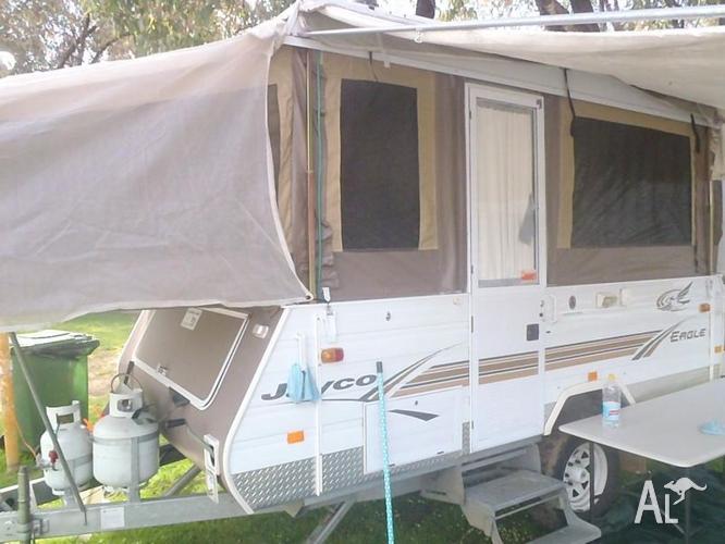 Beautiful 2015 Jayco Expanda 17562 Outback Hamlyn Terrace  Caravan And Camping Hir