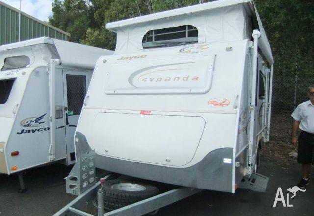Unique 2009 Jayco Expanda FOR SALE From New South Wales Sydney Metro  Adpost