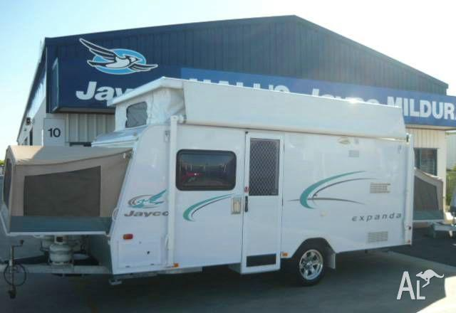Innovative JAYCO EXPANDA 12371 For Sale In TINGALPA Queensland Classified