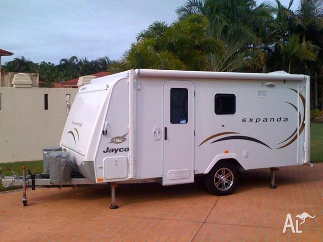 Wonderful Jayco Expanda Outback 14444 For Sale In BLACKWATER