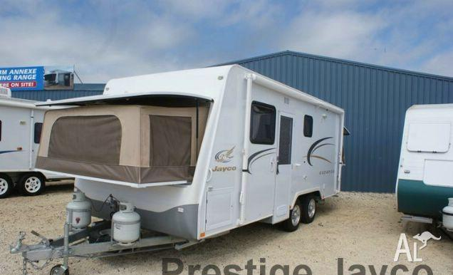 Cool 2017 JAYCO EXPANDA 16494OB17EX POPTOP For Sale In Heatherbrae NSW