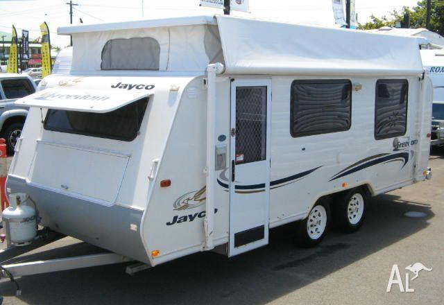 Jayco Freedom 18 For Sale In Cairns Queensland Classified