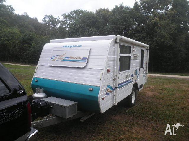 Beautiful Windsor Rapid Caravan 4x4 Off Road Pop Top In GYMPIE Queensland For