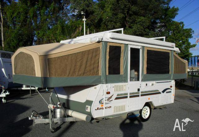 Jayco Hawk 12ft 4 X 7ft For Sale In Burleigh Waters