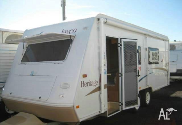 Luxury 2000 CARAVAN Jayco WESTPORT 19X81 Caravan For Sale In Port Macquarie